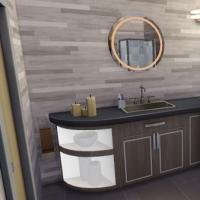 Petit Chalet du Lac salle de bain 1