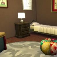 L'hacienda chambre enfant 2