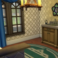 L'hacienda Salle de bain 2