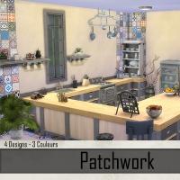 Murs Sable et Patchwork 2