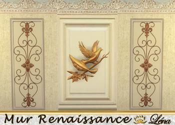 """Murs """"Renaissance"""""""