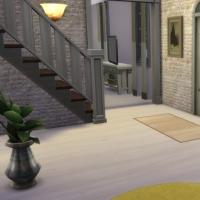 Mas Provencal Sims 4 Entrée