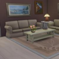 Mas Provencal Sims 4 Salon
