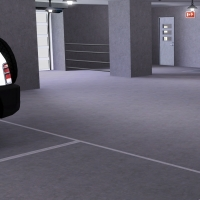 R�sidence Simbella Parking souterrain