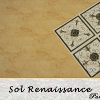 Sol Renaissance Variation blanche