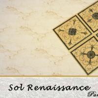 Sol Renaissance Variation sable