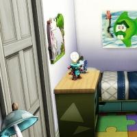 Danae chambre enfant 1