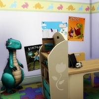 Danae chambre enfant 2