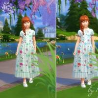Robe Floralie 2