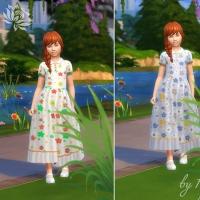 Robe Floralie 3