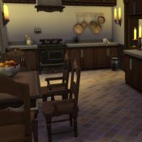 Manoir de la Simardière Cuisine