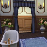 Manoir de la Simardière Salle de bain