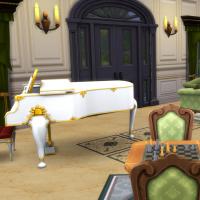Manoir de la Simardière Salon