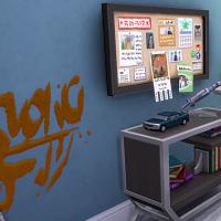 Zeno - Intérieur 22 - Chambre
