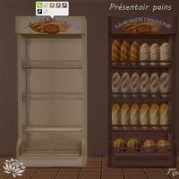 Présentoir à pain