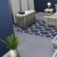 Chambre pour adultes de l'étage