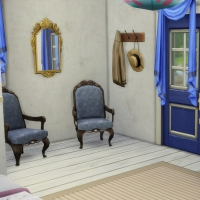 la elasa restaurant grec appartement privé entrée