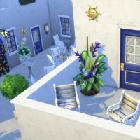 la elasa restaurant grec balcon