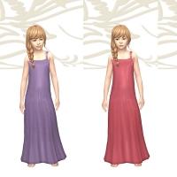 Variation de rose et violet