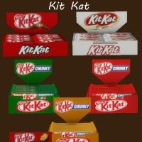 Douceurs Sucrées Sims 4 Kit Kat