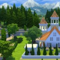 Eglise de la Trinité - faà§ade arrière