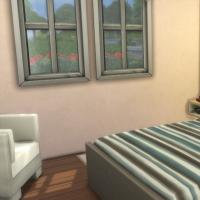 La Pitchoune - la chambre - vue 1