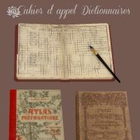 Cahier-d'appel-Dictionnaires