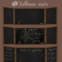 Tableaux-noirs-Règle-Compas