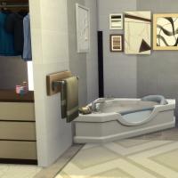 Agapanthe   Chambre parentale salle de bain 2