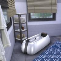 Agapanthe   Salle de bain étage 2