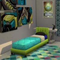 Agapanthe Chambre bleue 1