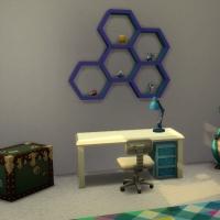 Agapanthe Chambre bleue 2