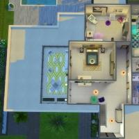 Agapanthe Plan étage