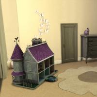 Relooking d'Appartement Chambre Fillette 2