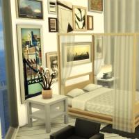 Relooking d'Appartement Chambre parentale 1