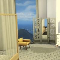 Relooking d'Appartement Chambre parentale 2