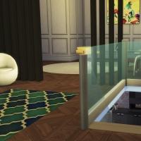 Relooking d'Appartement Hall Escalier