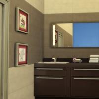 Relooking d'Appartement Salle de bain enfants 2