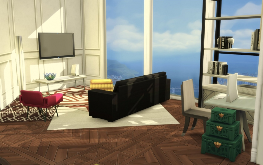 sims 4 appartement relooking construction decoration build