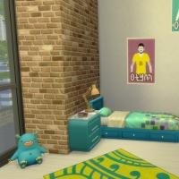 Penthouse l'Indus chambre enfant multi couleurs 2