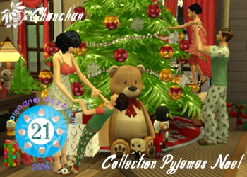 Collection Pyjamas Noël