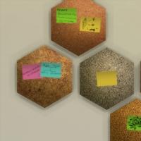Post it : 4 coloris et 8 designs à chaque fois