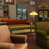 Friends Central Perk 2