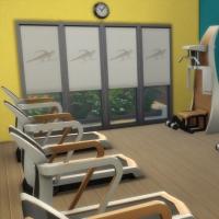 Spa du Lotus Blanc - la salle de musculation