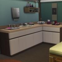 Spa du Lotus Blanc - le cabinet de soins ayurv�diques - espace massage - vue 1