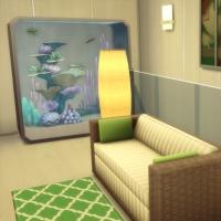 Spa du Lotus Blanc - le cabinet de soins ayurv�diques - salle d'attente