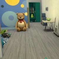 Chambre bleue pour bambin 5