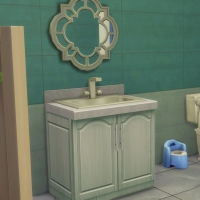 Chambre bleue pour bambin 6