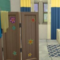 Chambre bleue pour bambin 7