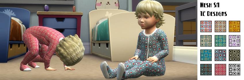 Pyjama Monoma
